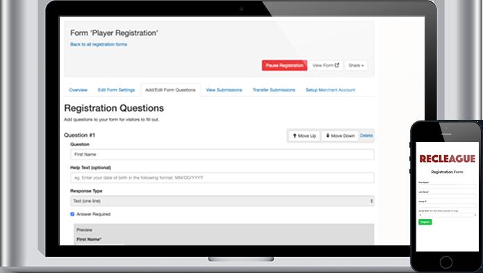 Onlineregistration buildonlineforms